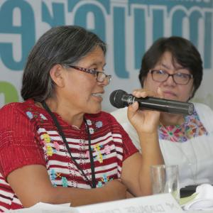 peacebuilding conference in Colombia