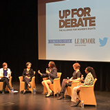 up for debate live event in Toronto